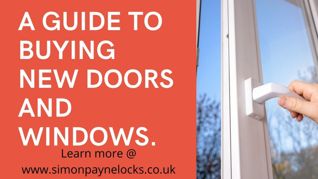 A guide to buying doors and windows